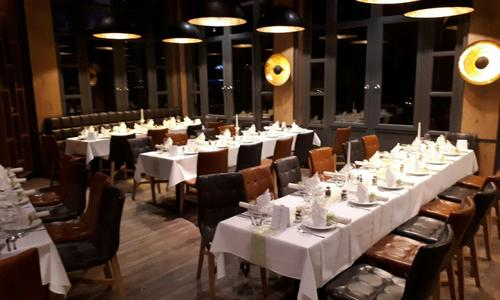 Restaurant in Hamburg Winterhude – Impressionen